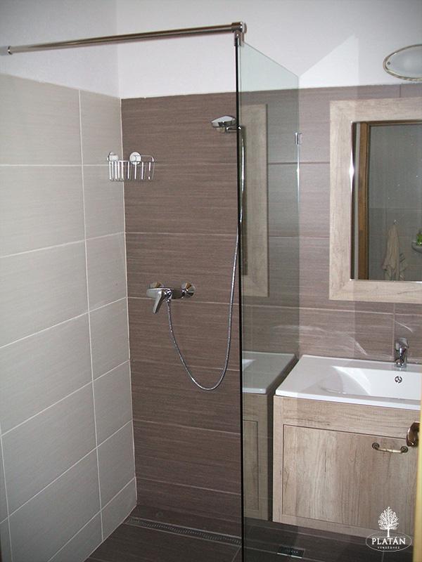 Platán Vendégház - Fürdőszoba